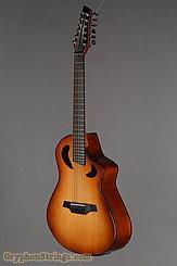 Veillette Guitar Terz 12, Tobacco burst NEW Image 6