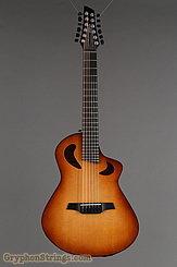 Veillette Guitar Terz 12, Tobacco burst NEW Image 7