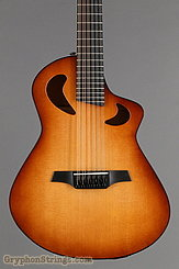 Veillette Guitar Terz 12, Tobacco burst NEW Image 8