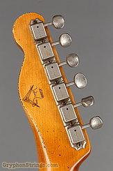 2016 Fender Guitar 59 Telecaster Relic (John Cruz Masterbuilt) Image 11