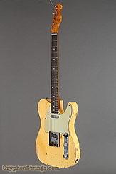 2016 Fender Guitar 59 Telecaster Relic (John Cruz Masterbuilt) Image 6
