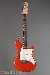 2015 John Page Classic Guitar Ashburn Fiesta Red