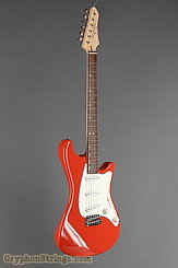 2015 John Page Classic Guitar Ashburn Fiesta Red Image 2