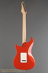 2015 John Page Classic Guitar Ashburn Fiesta Red Image 4