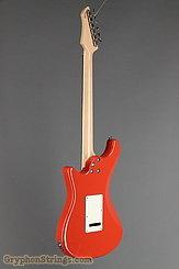 2015 John Page Classic Guitar Ashburn Fiesta Red Image 5