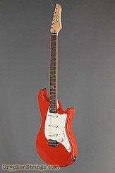 2015 John Page Classic Guitar Ashburn Fiesta Red Image 6