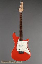 2015 John Page Classic Guitar Ashburn Fiesta Red Image 7