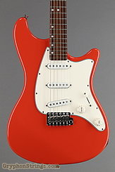 2015 John Page Classic Guitar Ashburn Fiesta Red Image 8