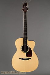 1995 Bourgeois Guitar OM Cutaway