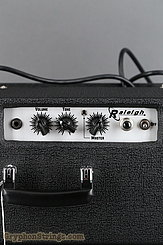 Carr Amplifier Raleigh  1x10 Combo, Black & Cream NEW Image 4