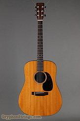 1966 Martin Guitar D-18