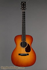 2018 Collings Guitar OM 1 SB Traditional Baked Sitka Image 7