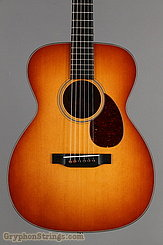2018 Collings Guitar OM 1 SB Traditional Baked Sitka Image 8