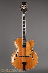1992 Ted Megas Guitar Athena 17-Inch Cutaway Image 1