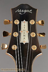 1992 Ted Megas Guitar Athena 17-Inch Cutaway Image 10