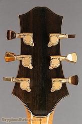 1992 Ted Megas Guitar Athena 17-Inch Cutaway Image 11