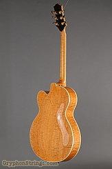1992 Ted Megas Guitar Athena 17-Inch Cutaway Image 3