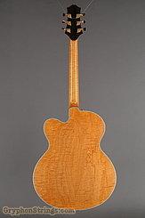 1992 Ted Megas Guitar Athena 17-Inch Cutaway Image 4