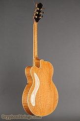 1992 Ted Megas Guitar Athena 17-Inch Cutaway Image 5
