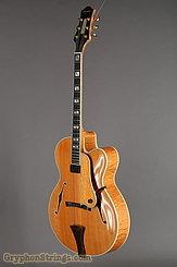 1992 Ted Megas Guitar Athena 17-Inch Cutaway Image 6