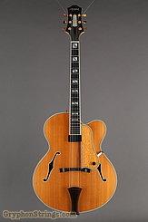 1992 Ted Megas Guitar Athena 17-Inch Cutaway Image 7