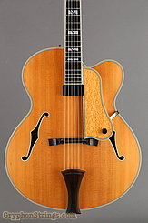 1992 Ted Megas Guitar Athena 17-Inch Cutaway Image 8