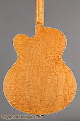 1992 Ted Megas Guitar Athena 17-Inch Cutaway Image 9