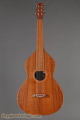 1997 Island Koa Guitar Weissenborn Style 3