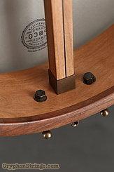 "Pisgah Banjo Appalachian 12"", Cherry Rim, Aged Brass Hardware NEW Image 10"