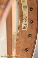 "Pisgah Banjo Appalachian 12"", Cherry Rim, Aged Brass Hardware NEW Image 11"