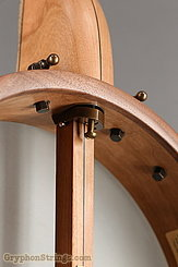 "Pisgah Banjo Appalachian 12"", Cherry Rim, Aged Brass Hardware NEW Image 9"