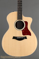 Taylor Guitar 214ce DLX NEW Image 8