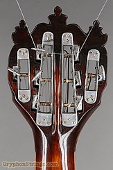c. 1915 Bohmann Guitar Harp Guitar Image 11