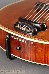 c. 1915 Bohmann Guitar Harp Guitar Image 14