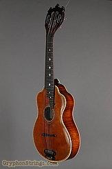 c. 1915 Bohmann Guitar Harp Guitar Image 6