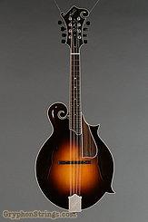 Northfield Mandolin Big Mon, Sunburst, Wide Nut NEW Image 7