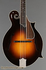 Northfield Mandolin Big Mon, Sunburst, Wide Nut NEW Image 8