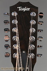 Taylor Guitar 254ce NEW Image 10