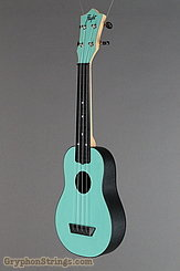 Flight Ukulele TUS35, Light Blue Soprano NEW Image 5