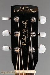 c. 2015 Gold Tone Guitar PBS w/ Fishman Pickup Image 10