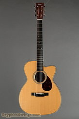 2010 Collings Guitar OM2 Cutaway Image 1