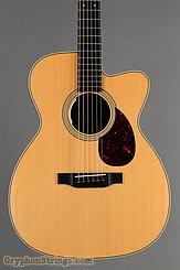 2010 Collings Guitar OM2 Cutaway Image 8