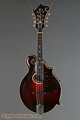 1917 Gibson Mandolin F-4 sunburst