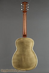 National Reso-Phonic Guitar Raw Brass 14-Fret NEW Image 4