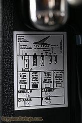Carr Amplifier Telstar, Black (grey faceplate) NEW Image 3