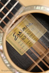 2015 Eastman Guitar AC822CE-FF Image 13