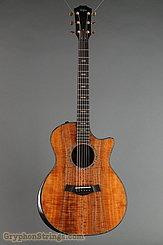 Taylor Guitar Custom K24ce, AA Koa NEW Image 7