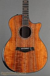 Taylor Guitar Custom K24ce, AA Koa NEW Image 8