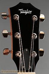 2019 Taylor Guitar Custom Dreadnought Mahogany/Adirondack Image 10