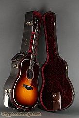 2019 Taylor Guitar Custom Dreadnought Mahogany/Adirondack Image 15